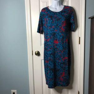 Lula Roe Julia Style Dress, Size M